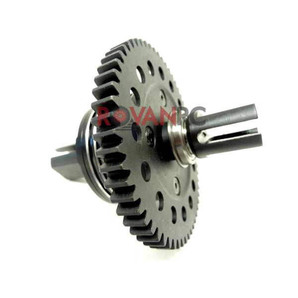 Aluminum Center Differential Transmission Gear Kit For 1//5 Losi 5ive-T ROVAN LT