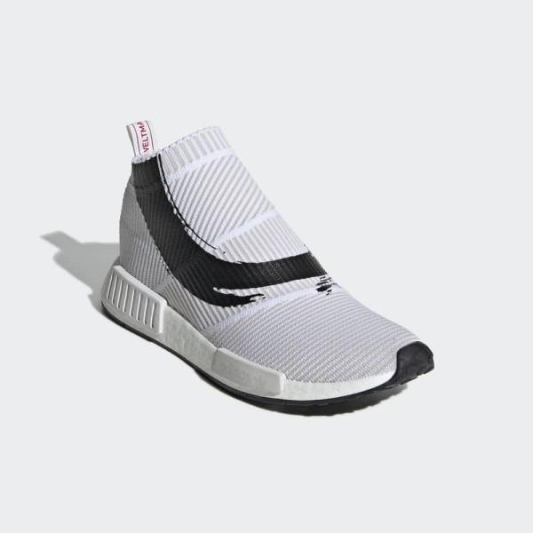 Details about Adidas NMD CS1 'Koi Fish' White Black Size 7 8 9 10 11 12 13 Mens New BB9260