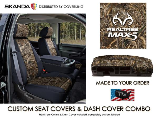 Magnificent Details About Realtree Max 5 Camo Front Custom Seat Covers Dash Cover For Nissan Titan Caraccident5 Cool Chair Designs And Ideas Caraccident5Info