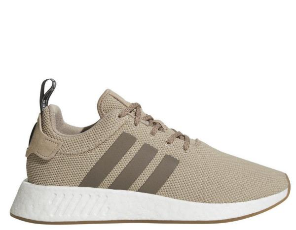 BY9916 Mens ADIDAS ORIGINALS NMD/_R2 Trace Khaki Tan Sneaker