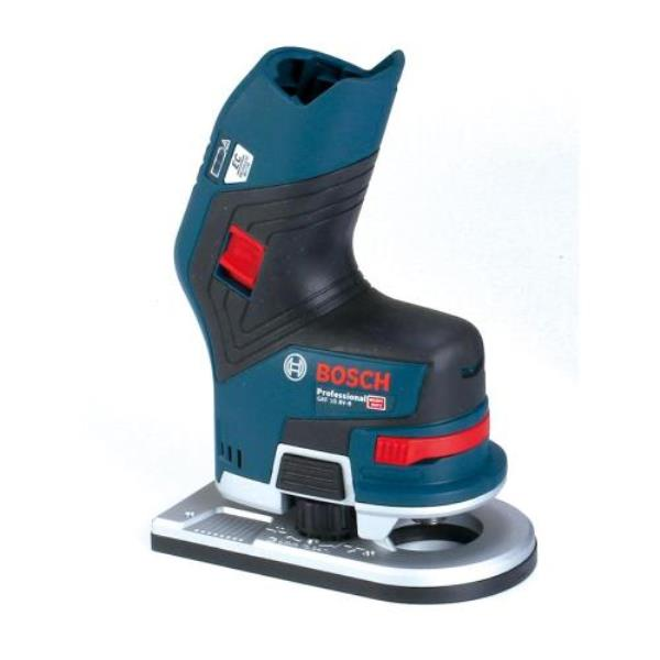 Body Only Bosch GKF 10.8V-8 Professional Compact Router 12