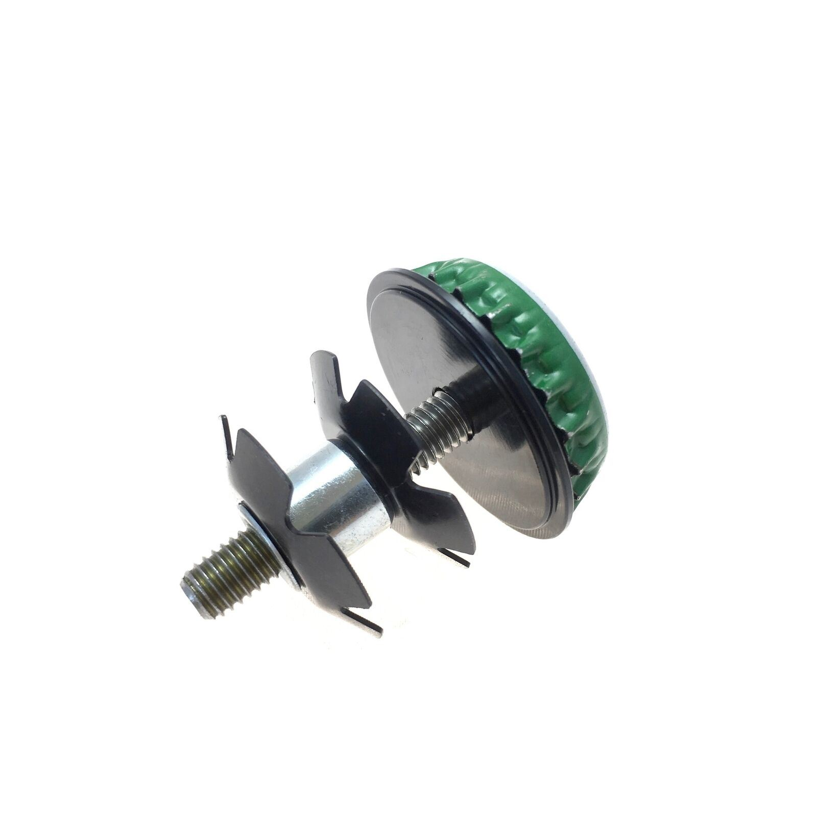 """NC Nailed Headset stem Top beer Cap /& Bolt Star Nut 1 1//8/"""" for Mountain BMX bike"""