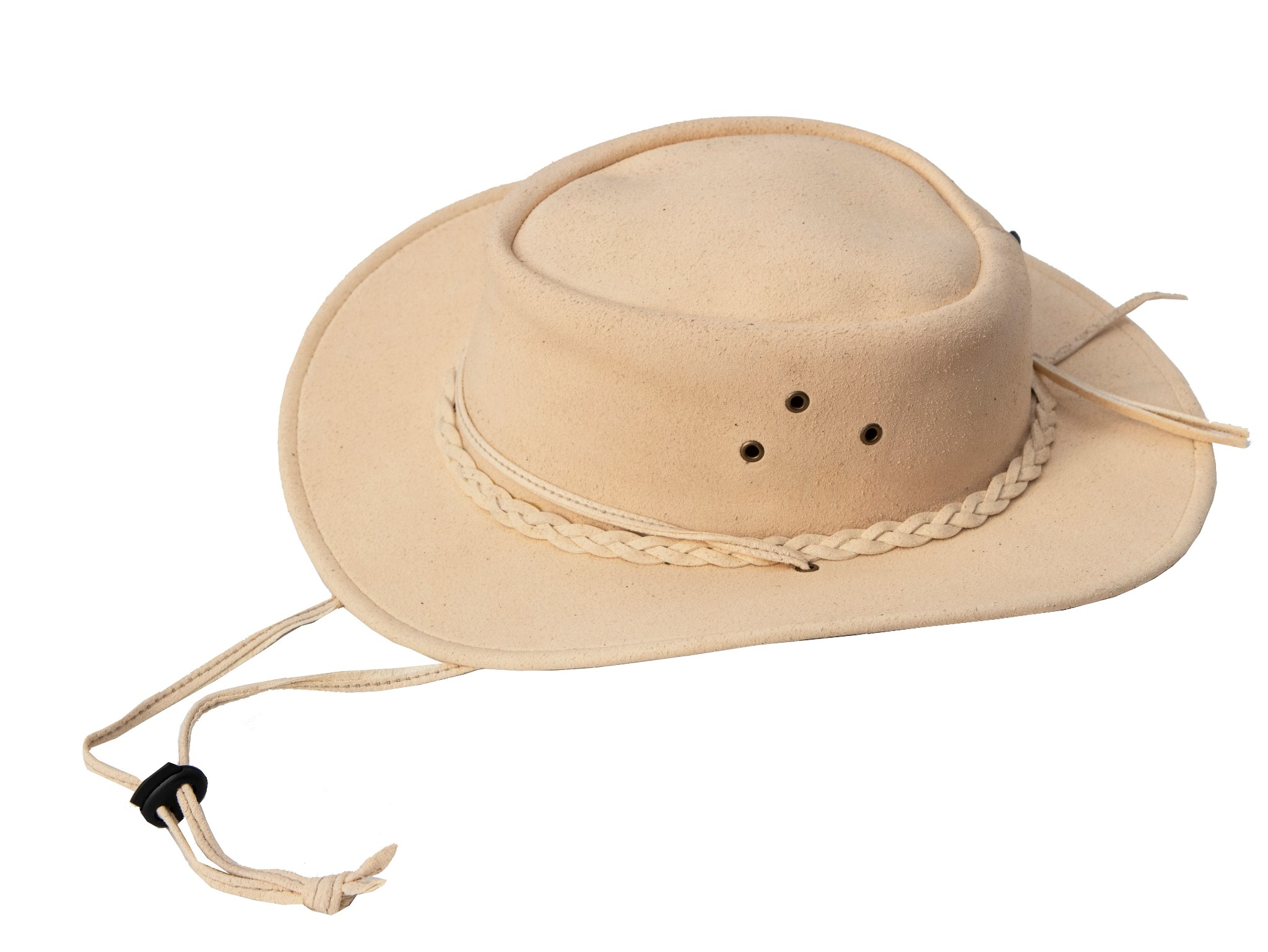 Brown Bush Hat NEW Wombat Leight weight foldable Washable Hat