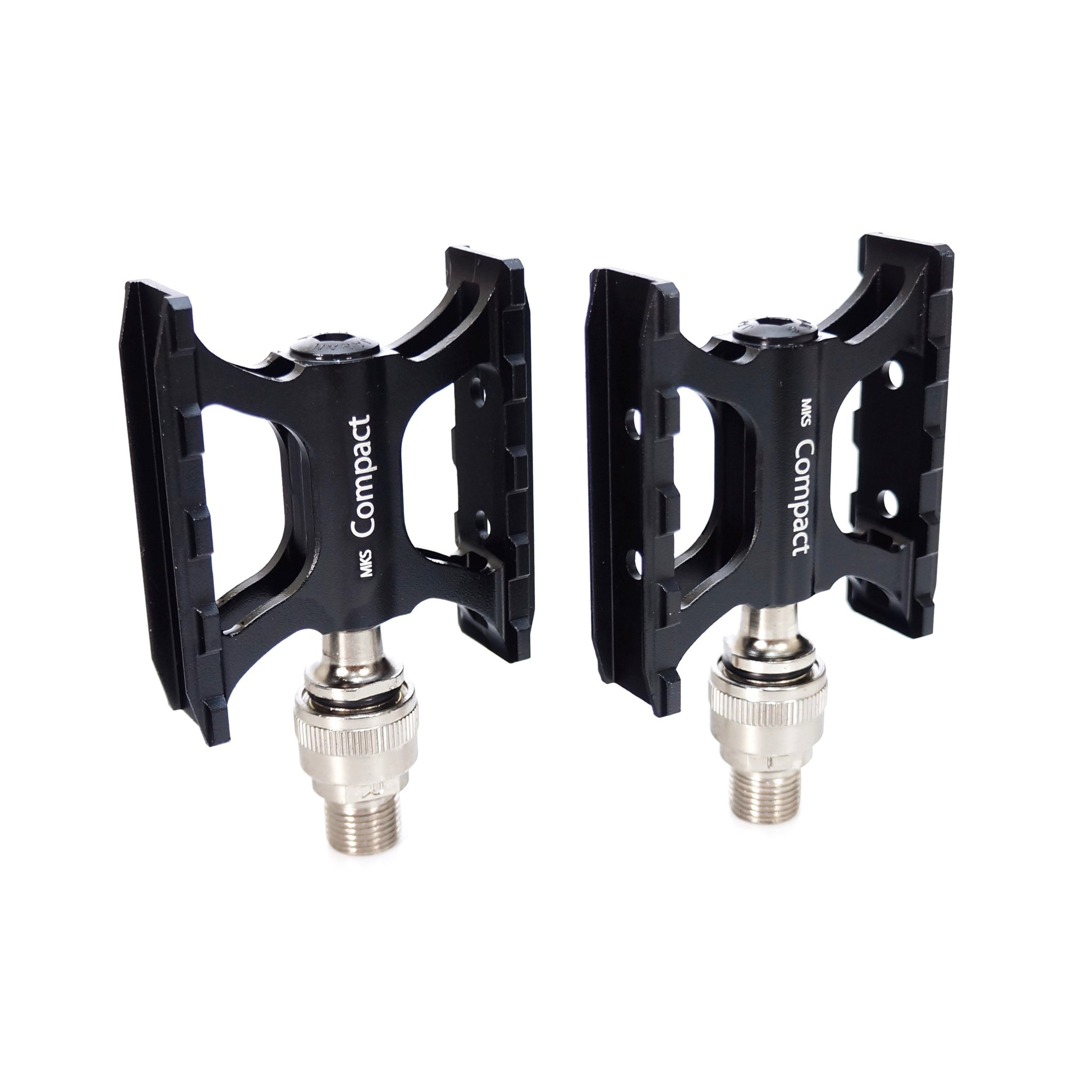 pair NOS MKS MM Cube Ezy Removable Pedals