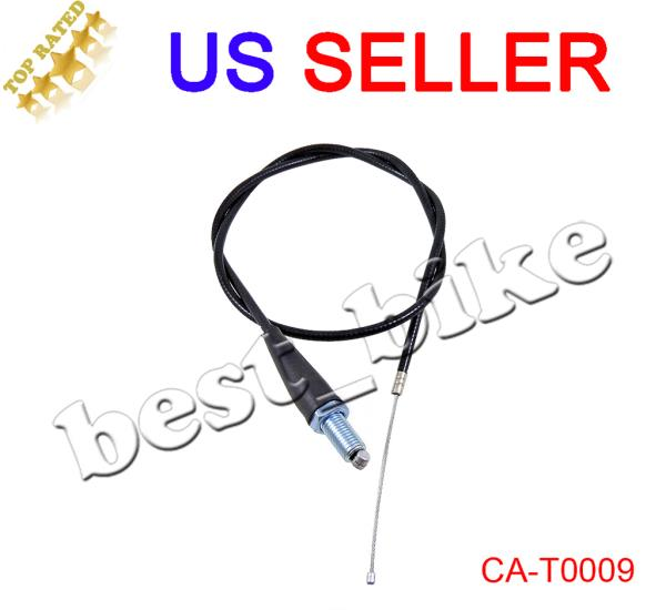 "35/"" Throttle Cable 50cc 70cc 90cc 110cc 125cc Dirt Pit Mini Bike Honda XR 50 Z50"