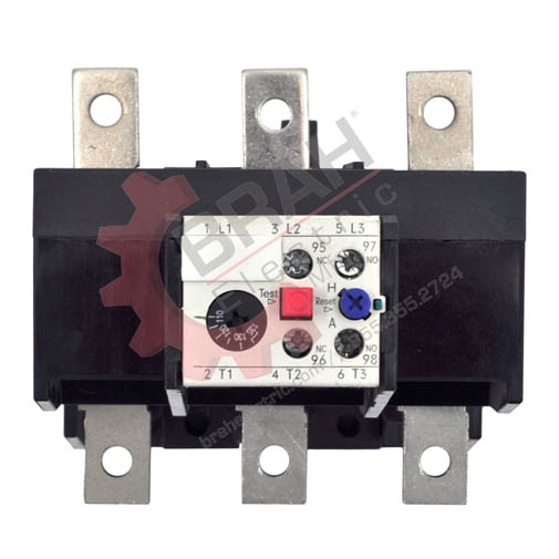 New Direct Replacement Siemens 3UA55-00-0G Solid State Overload Relay 0.40-0.63A
