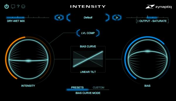 New Zynaptiq Intensity Audio Plug In Add Clarity Mac Pc Vst Au Aax Edelivery Ebay