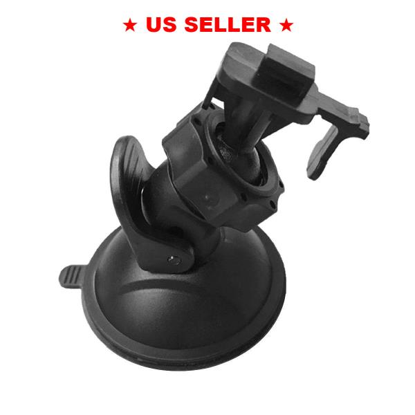 Windshield Suction Cup Mount//Holder for Xiaomi Yi Car Dash Cam DVR Video Camera