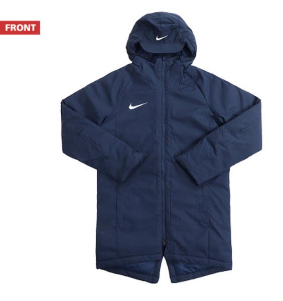 Winter Jacket ACADEMY 18 black