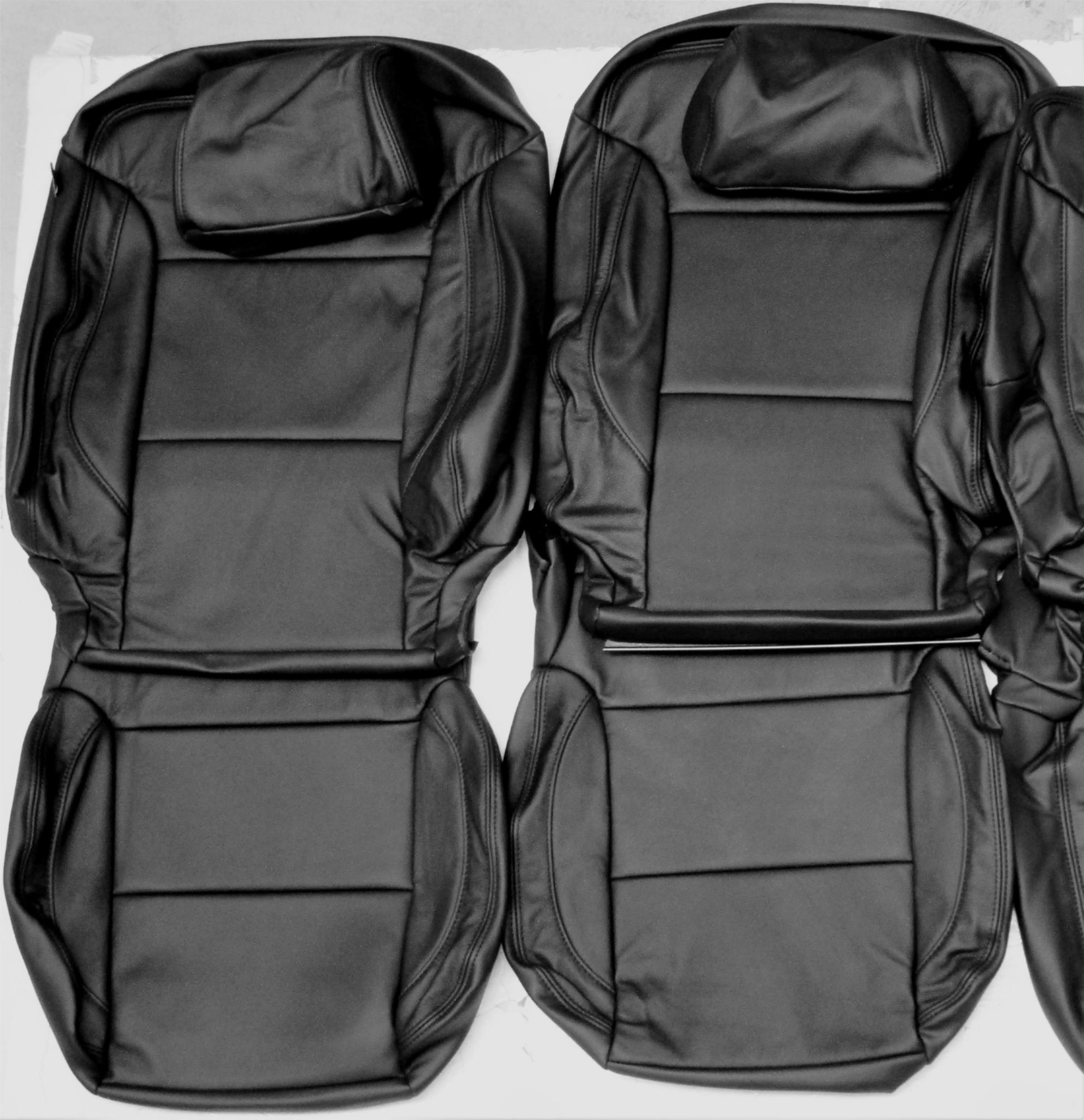 Fits 2015-2016 Chevrolet Silverado 2500 HD Seat Cover Front Covercraft 24755ZX