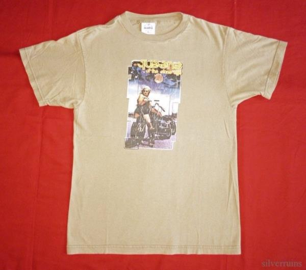 S-3XL poster prints cool Rare Queens of The Stone Age Hard Rock Band TShirt