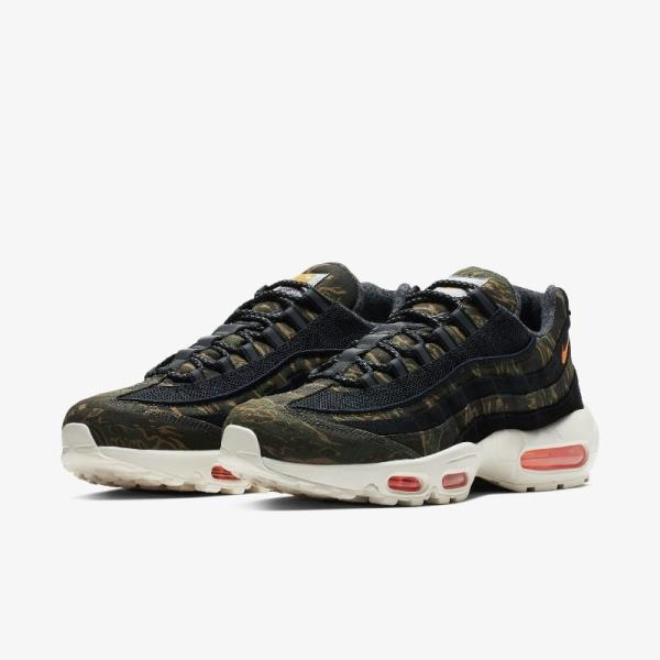 Details about Nike Air Max 95 X Carhartt WIP Tiger Camo Size 7 8 9 10 11 12 Mens AV3866 001